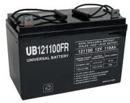 UB121100FR - 12V 110Ah | Battery Specialist Canada