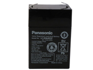 Panasonic SLA Battery - LC-R064R5P - 6V, 4.5Ah | batteryspecialist.ca