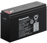 Panasonic SLA Battery - LC-R0612P1 - 6V 12Ah - Terminal Size 0.25 | Battery Specialist Canada