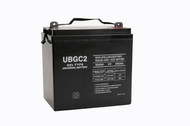 UB-GC2 - 6V 200Ah Golf Cart Battery | Battery Specialist Canada