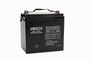 UB-GC2 - 6V 200Ah Golf Cart Battery | Battery Specialist Canada