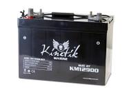 KM12900 - 12V 90Ah - SLA Battery With Marine Post Terminal | Battery Specialist Canada