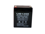 12V 5Ah - UB1250 Battery | Battery Specialist Canada