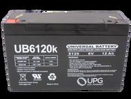 UB6120 F2 - 6V 12Ah SLA Battery | Battery Specialist Canada