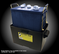 Single Battery Trays 120189