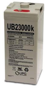 UB23000 - 2V 300Ah | batteryspecialist.ca