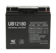 12V 18AH 12CE18 B1 UPS APC Back Up Sealed Lead Acid Rechargeable Battery| Battery Specialist Canada
