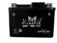 BikeMaster Maintenance Free Battery - UT4L BTX4L-BS 781306| Battery Specialist Canada