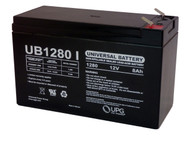 12V 8Ah Alarm Battery Replaces 7Ah ADI Ademco PWPS1270| Battery Specialist Canada