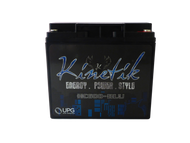 Kinetik BLU 600 Watt 12V 18Ah Power Cell - HC600-BLU Front View | Battery Specialist Canada