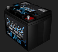Kinetik BLU 1200 Watt 12V 40Ah Power Cell - HC1200-BLU | Battery Specialist Canada