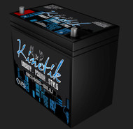Kinetik BLU 1400 Watt 12V 55Ah Power Cell - HC1400-BLU | Battery Specialist Canada