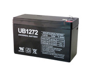 GP1272 F2 GP 1272 BATTERY 12V 28W 7.2AH | Battery Specialist Canada