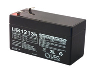 12V 1.3Ah Data Shield 1200 UPS Battery| Battery Specialist Canada