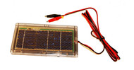 6-Volt Solar Panel Charger for 6V 12Ah F1 Panasonic CLRB0610P Battery| Battery Specialist Canada