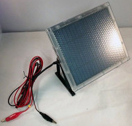 12-Volt Solar Panel Charger for 12V 5Ah Ademco PWPS1242 Battery| Battery Specialist Canada