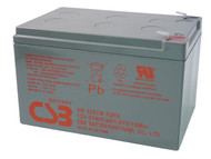 RBC6 High Rate  - CSB Battery - 12 Volts 12Ah - 51 Watts Per Cell - Terminal F2 - HR1251WF2FR - 2 Pack| Battery Specialist Canada