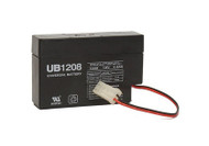 12V 0.8Ah Sealed Lead Acid Battery (T13 Terminal)| Battery Specialist Canada