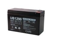 F6C650-USB Universal Battery - 12 Volts 9Ah - Terminal F2 - UB1290| Battery Specialist Canada