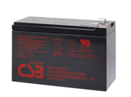 Omniguard 1100 CBS Battery - Terminal F2 - 12 Volt 10Ah - 96.7 Watts Per Cell - UPS12580 - 2 Pack| Battery Specialist Canada