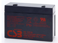 Regulator Pro Silver 650 - HC1221W CSB Battery | Battery Specialist Canada