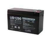 RB1290X4D Universal Battery - 12 Volts 9Ah - Terminal F2 - UB1290 - 4 Pack| Battery Specialist Canada