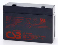 HC1221W CSB Battery - D2792 | Battery Specialist Canada