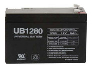 OP500 Universal Battery - 12 Volts 8Ah - Terminal F2 - UB1280| Battery Specialist Canada