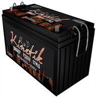 Kinetik REV 2400 Watt 12V 110Ah Power Cell - HC2400-REV | Battery Specialist Canada