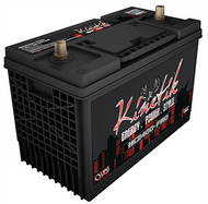 Kinetik PRO 2400 Watt 12V 101Ah Power Cell - HC2400-PRO | Battery Specialist Canada