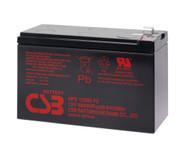 Liebert GXT 48VBATT CBS Battery - Terminal F2 - 12 Volt 10Ah - 96.7 Watts Per Cell - UPS12580 - 8 Pack| Battery Specialist Canada