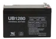 NBATTMOD Universal Battery - 12 Volts 8Ah - Terminal F2 - UB1280| Battery Specialist Canada