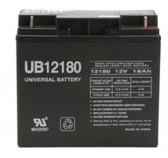 UD1400VA Universal Battery - 12 Volts 18Ah -Terminal T4 - UB12180| Battery Specialist Canada