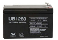 2700W EBM - W266P Universal Battery - 12 Volts 8Ah - Terminal F2 - UB1280| Battery Specialist Canada