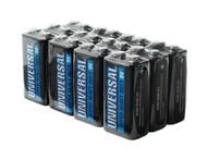 9V Batteries - 288 Pack - Universal Alkaline Batteries - D5316 - D5916 | Battery Specialist Canada