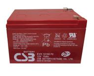 EVH12150 - 12V 15Ah CSB Battery | batteryspecialist.ca
