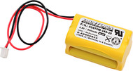 All Fit EJW-NI-CAD - 2 On Top Of 2 - NiCd Battery - 4.8V - 800mAh | Battery Specialist Canada