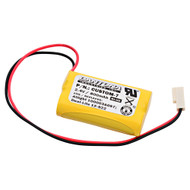 Dual-Lite - 120822 - NiCd Battery - 2.4V - 800mAh | Battery Specialist Canada