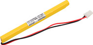 Interstate - LAP3305 - NiCd Battery - 2.4V - 800mAh | Battery Specialist Canada