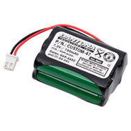 Interstate - NIC0191 - NiCd Battery - 7.2V - 750mAh | Battery Specialist Canada