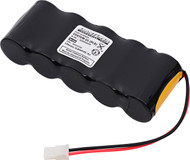 Interstate - NIC0495 - NiCd Battery - 6V - 4000mAh | Battery Specialist Canad