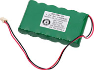 Interstate - NIC1247 - NiMh Battery - 7.2V - 1800mAh | Battery Specialist Canada