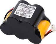 National Power Corp - 1205D - NiCd Battery - 6V - 4000mAh | Battery Specialist Canada