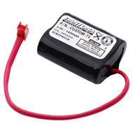Powercell - PCHA4/5-2-SR-LC - NiCd Battery - 2.4V - 1400mAh | Battery Specialist Canada