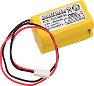 SAFT - 0120894-A - NiCd Battery - 4.8V - 800mAh | Battery Specialist Canada