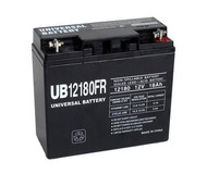 APC Back UPS Pro 1200 - BK1200 Flame Retardant Universal Battery -12 Volts 18Ah -Terminal T4- UB12180FR - 2 Pack  Battery Specialist Canada