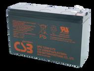 UPS122406 - CBS Battery - Terminal F2 - 12 Volt 6.4Ah | Battery Specialist Canada