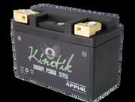 YTX14AH-BS - Kinetik Phantom LiFePO4 Battery | Battery Specialist Canada