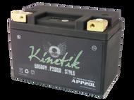 YTX16-BS - Kinetik Phantom LiFePO4 Battery   Battery Specialist Canada