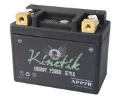 YB9L-A2 Kinetik Phantom LiFePO4 Battery | Battery Specialist Canada